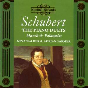 Schubert: The Piano Duets, Volume 2