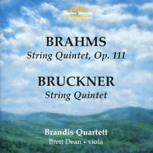 Brahms & Bruckner: String Quintets