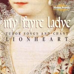 My Fayre Ladye - Tudor Songs and Chant Product Image