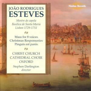 João Rodrigues Esteves: Choral Works