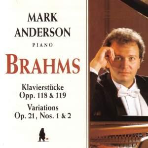 Brahms: Klavierstücke Op 118 & 119