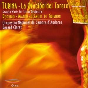Turina: La Oración del torero Product Image