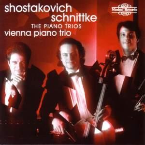 Shostakovich & Schnittke: Piano Trios