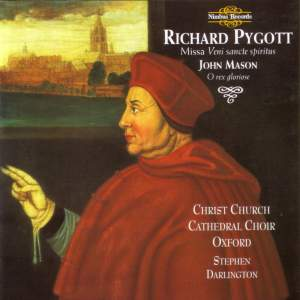 Richard Pygott: Missa Veni Sancte Spiritus