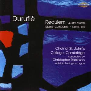 Maurice Duruflé: Complete Choral Works