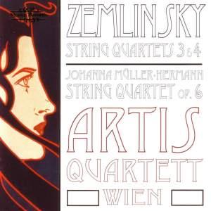 Zemlinsky: String Quartets Nos. 3 & 4