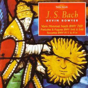 J.S. Bach: The Works for Organ Volume XI