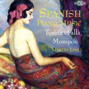 Spanish Piano Music Volume 2