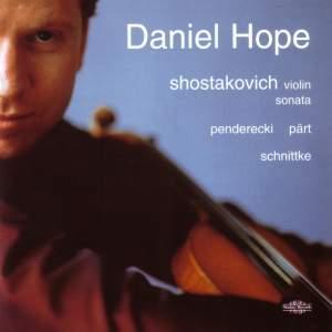 Shostakovich: Violin Sonata