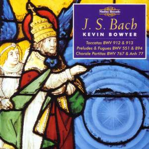 J.S. Bach: The Works for Organ Volume XIII