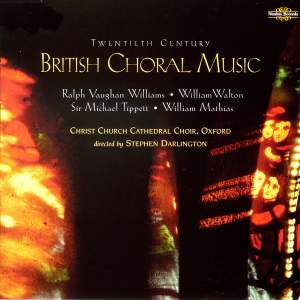 British Choral Music of the Twentieth Century
