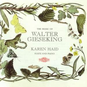 The Music of Walter Gieseking