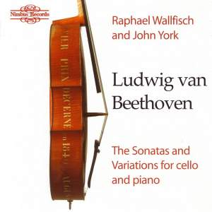 Beethoven - The Sonatas and Variations for Cello & Piano