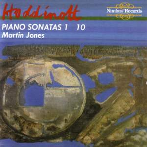 Hoddinott: Piano Sonatas, Nos. 1- 10