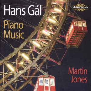 Hans Gál - Piano Music
