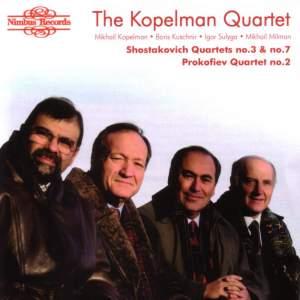 Shostakovich & Prokofiev: String Quartets Product Image