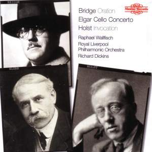 Bridge, Elgar, Holst: Works for Cello & Orchestra