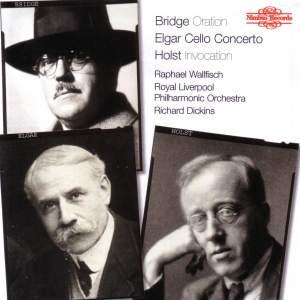 Bridge, Elgar, Holst: Works for Cello & Orchestra