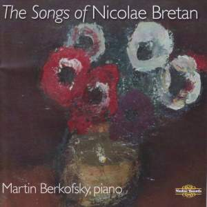 The Songs of Nicolae Bretan