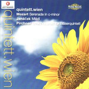Mozart, Janacek, Pirchner: Works for Winds