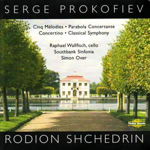 Prokofiev & Shchedrin: Selected Works