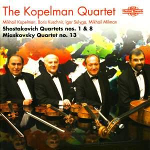 Shostakovich & Miaskovsky - String Quartets
