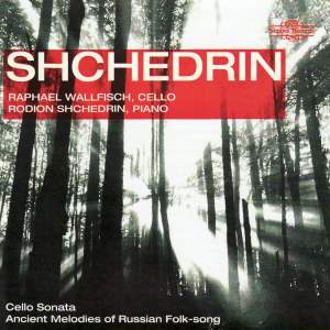 Shchedrin - Music for Cello & Piano