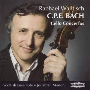 C.P.E. Bach - Cello Concertos
