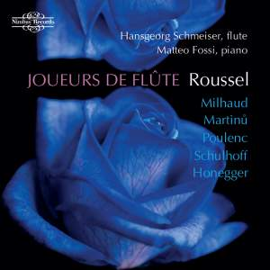 20th Century Sonatas for Flute & Piano