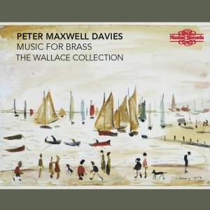 Peter Maxwell Davies: Music for Brass