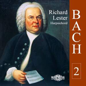 Bach: Works for Harpsichord, Vol. 2