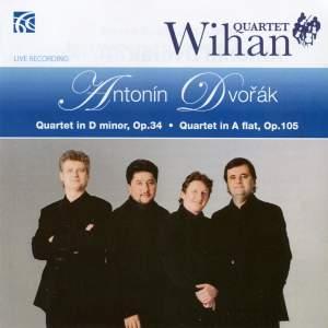 Dvorak: String Quartets Nos. 9 & 14