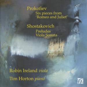 Robin Ireland plays Shostakovich & Prokofiev
