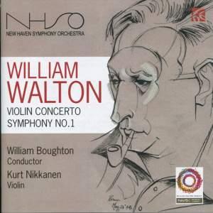 Walton - Violin Concerto & Symphony No. 1
