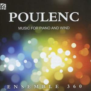 Poulenc - Music for Piano & Wind