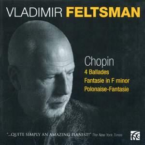 Chopin: 4 Ballades, Fantasie & Polonaise-Fantasie