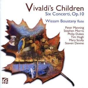 Vivaldi's Children: Six Concerti, Op. 10