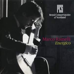 Marco Ramelli: Energico