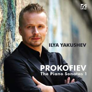 Prokofiev: The Piano Sonatas Volume 1
