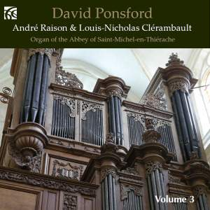French Organ Music Volume Three Product Image