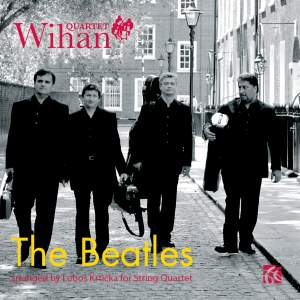The Beatles arranged by Lubos Krticka for String Quartet