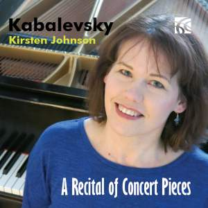 Kabalevsky: A Recital of Concert Pieces