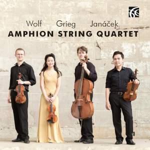 Wolf, Grieg & Janáček: String Quartets