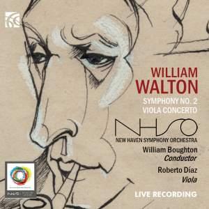 Walton: Symphony No. 2 & Viola Concerto