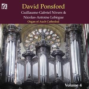 French Organ Music Volume Four