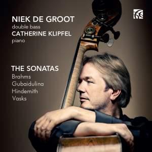 The Sonatas: Brahms, Gubaidulina, Hindemith & Vasks