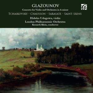 Glazunov: Concerto for Violin and Orchestra in A minor