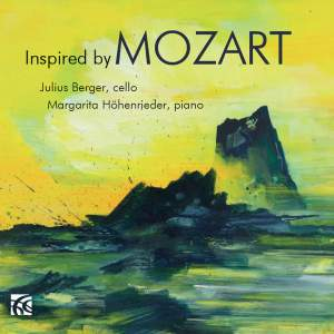 Inspired by Mozart - Works for Cello