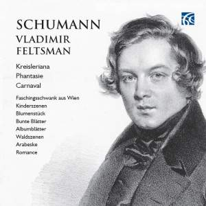 Vladimir Feltsman plays Schumann Piano Works