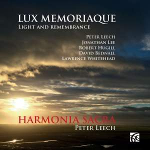 Lux Memoriaque - Light & Remembrance